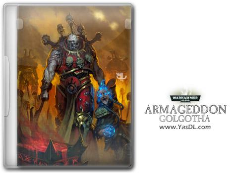 دانلود بازی Warhammer 40000 Armageddon Golgotha برای PC
