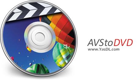 دانلود AVStoDVD 2.8.4 Final + Portable - تبدیل و رایت فیلم های DVD