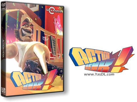 دانلود بازی Action Henk برای PC