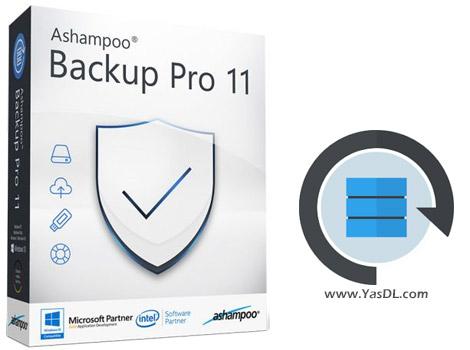 دانلود Ashampoo Backup Pro 11.10 - بک آپ گیری از اطلاعات