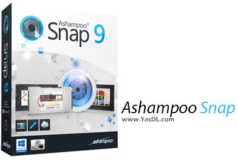 دانلود Ashampoo Snap 9.0.0 - عکس برداری و فیلم برداری از محیط ویندوز