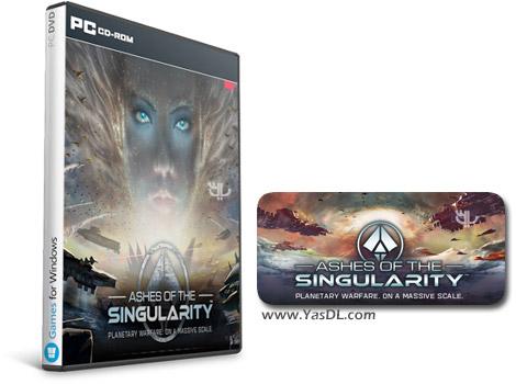 دانلود بازی Ashes of the Singularity برای PC