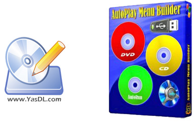 دانلود AutoPlay Menu Builder 8.0 Build 2450 - نرم افزار ساخت منو های CD & DVD