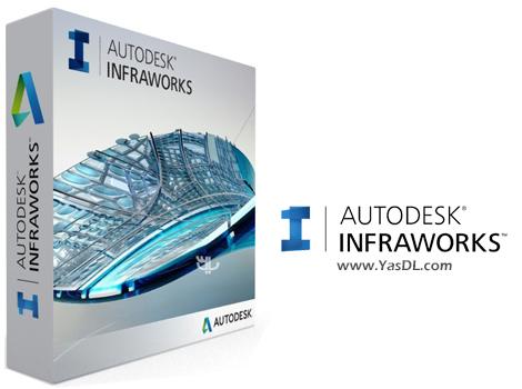 دانلود Autodesk InfraWorks 2019.2 x64 - نرم افزار مهندسی شهرسازی
