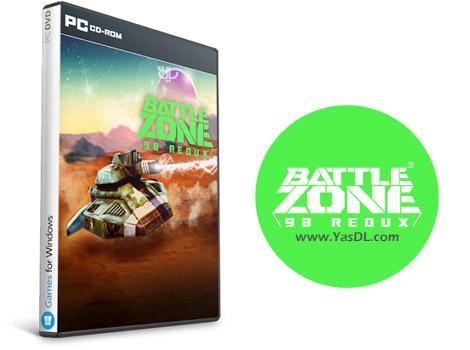 دانلود بازی Battlezone 98 Redux برای PC