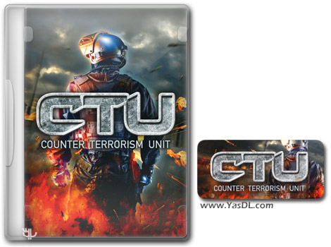 دانلود بازی CTU Counter Terrorism Unit برای PC