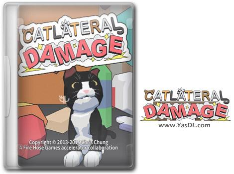 دانلود بازی کم حجم Catlateral Damage برای کامپیوتر