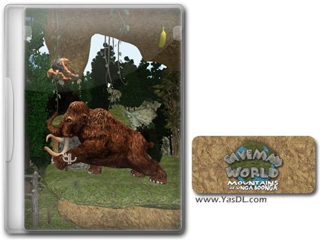 دانلود بازی Caveman World Mountains of Unga Boonga برای PC