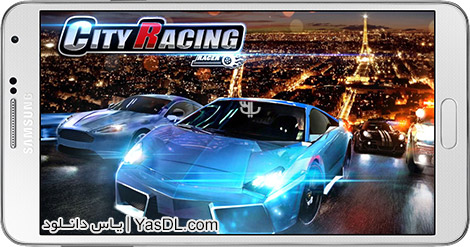 City Racing 3D 5.2.5002 For Android + Infinity Edition