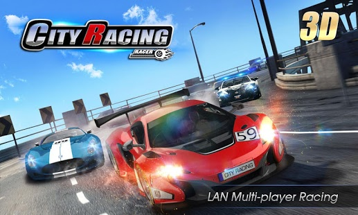 City Racing 3D Game 5.6.5017 For Android + Infinite Version