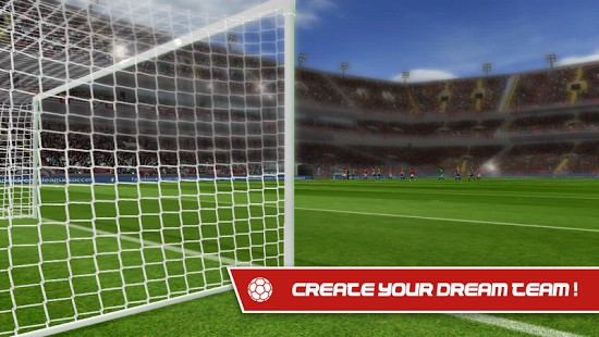 Dream League Soccer 2020 7.40 Game For Android + Infinite Version