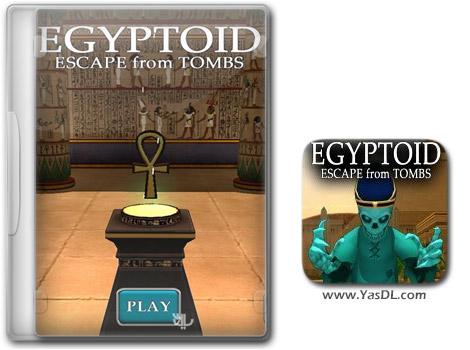 دانلود بازی کم حجم Egyptoid - Escape from Tombs برای کامپیوتر