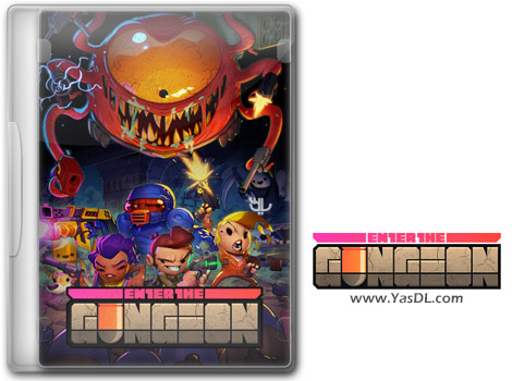 دانلود بازی Enter the Gungeon A Farewell to Arms برای PC