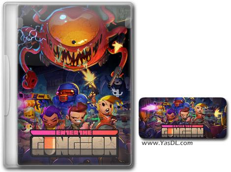 دانلود بازی Enter the Gungeon برای PC