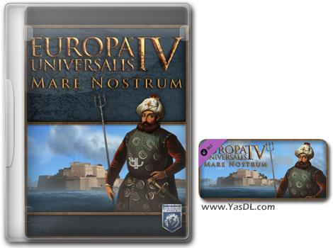 دانلود بازی Europa Universalis IV Mare Nostrum برای PC