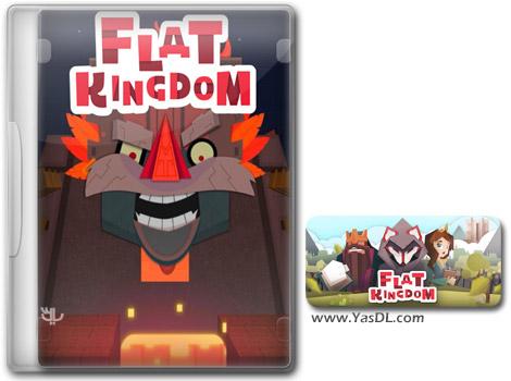 دانلود بازی Flat Kingdom برای PC
