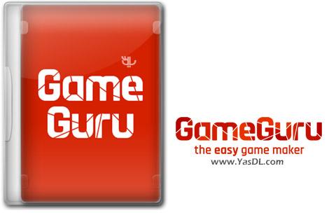 دانلود GameGuru 1.121 x64 - ساخت بازی های کامپیوتری بدون نیاز به برنامه نویسی