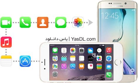 دانلود Gihosoft Mobile Transfer 2.0.0.1 - انتقال اطلاعات گوشی های موبایل
