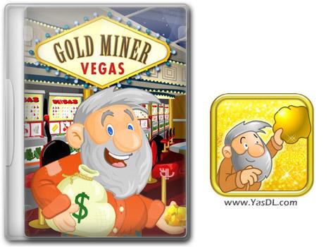 دانلود بازی کم حجم Gold Miner Vegas برای کامپیوتر