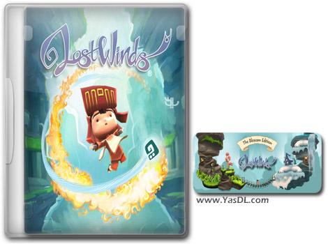 دانلود بازی LostWinds The Blossom Edition برای PC