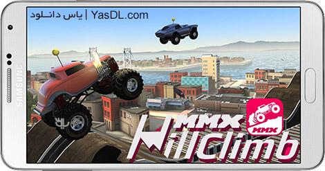 دانلود بازی MMX Hill Climb 0.20.1515 - تپه نوردی با کامیون برای اندروید