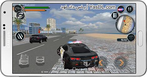 دانلود بازی Mad Cop 6 Police Car Survivor 1.1 - پلیس دیوانه برای اندروید