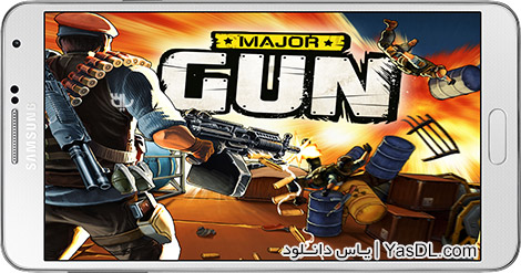 Major GUN 4.1.4 Game For Android + Infinite Money