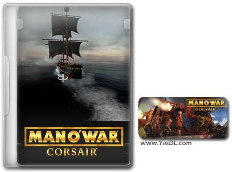 دانلود بازی Man O War Corsair برای PC