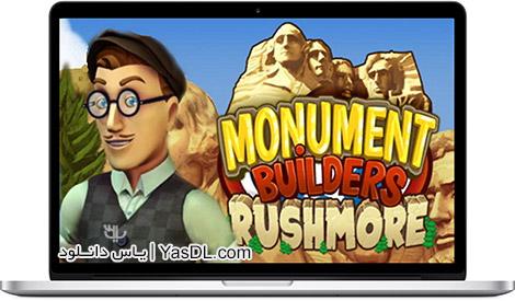 دانلود بازی کم حجم Monument Builders Rushmore برای کامپیوتر
