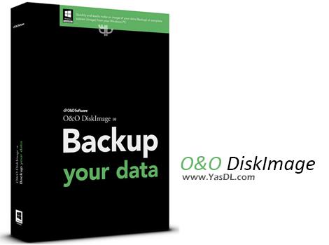 دانلود O&O DiskImage Professional Edition 16.5 Build 227 x86/x64 - بک آپ گیری اطلاعات