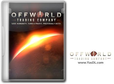 دانلود بازی Offworld Trading Company Interdimensional برای PC