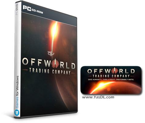 دانلود بازی Offworld Trading Company برای PC