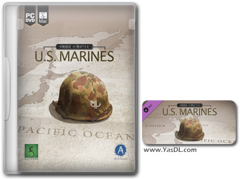 دانلود بازی Order of Battle U S Marines برای PC