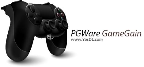 دانلود PGWare GameGain 4.4.18.2016 - بهینه سازی ویندوز برای اجرای بازی ها
