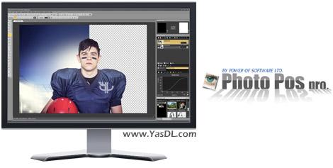 دانلود Photo Pos PRO 3.72 Build 27 - نرم افزار ویرایش و بهینه سازی تصاویر