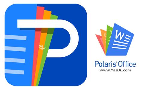 دانلود Polaris Office 7.1.292 - نرم افزار مدیریت اسناد آفیس و PDF