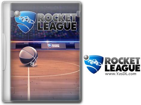 دانلود بازی Rocket League NBA Flag Pack برای PC