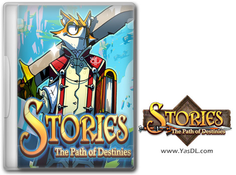 دانلود بازی Stories The Path of Destinies برای PC