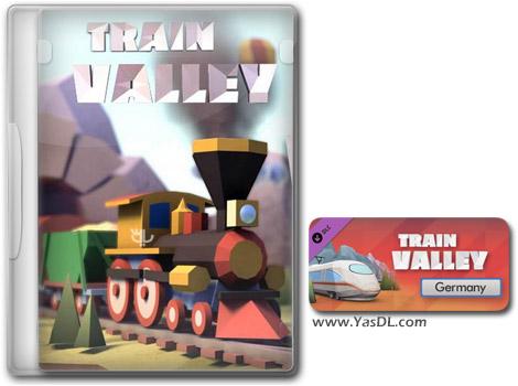 دانلود بازی Train Vally Germany برای PC