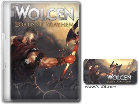 دانلود بازی Wolcen Lords of Mayhem برای PC