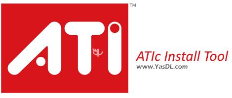دانلود ATIc Install Tool 1.24.4 - به روز رسانی درایور کارت گرافیک های AMD و ATI