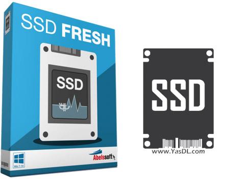 دانلود Abelssoft SSD Fresh 2016 Plus 5.0 - افزایش عمر هارد دیسک های SSD