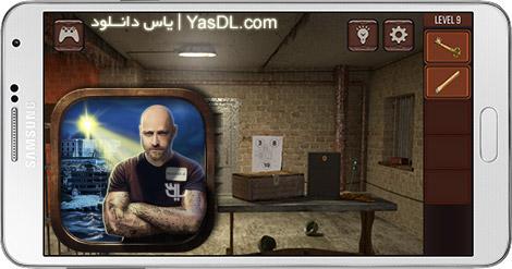 دانلود بازی Alcatraz Escape 1.1 - فرار از آلکاتراز برای اندروید