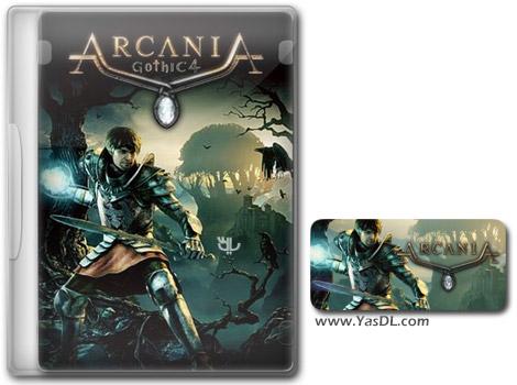 دانلود بازی ArcaniA برای PC