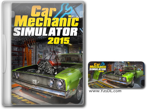 دانلود بازی Car Mechanic Simulator 2015 Performance برای PC