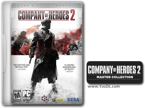 دانلود بازی Company of Heroes 2 Master Collection برای PC