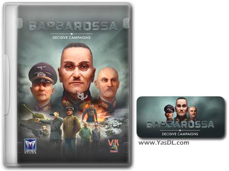 دانلود بازی Decisive Campaigns Barbarossa برای PC