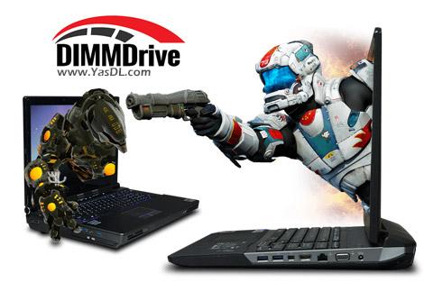 دانلود DimmDrive 2.1.8 اجرای بهینه بازی های کامپیوتری