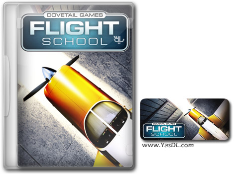 دانلود بازی Dovetail Games Flight School برای PC