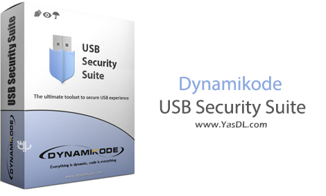 دانلود Dynamikode USB Security Suite 1.4 - افزایش امنیت سیستم در برابر دیسک های USB